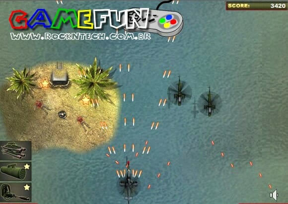 GAMEFUN - Helicopter Strike Force
