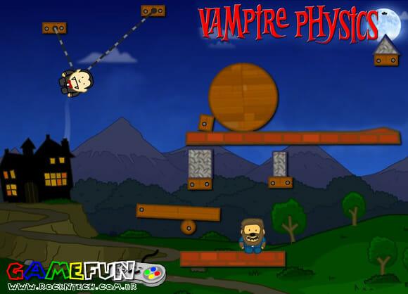 GAMEFUN - Vampire Physics.