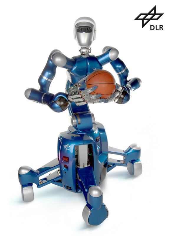 Com o robô Rollin' Justin seus amigos ficarão obsoletos. (com vídeo)