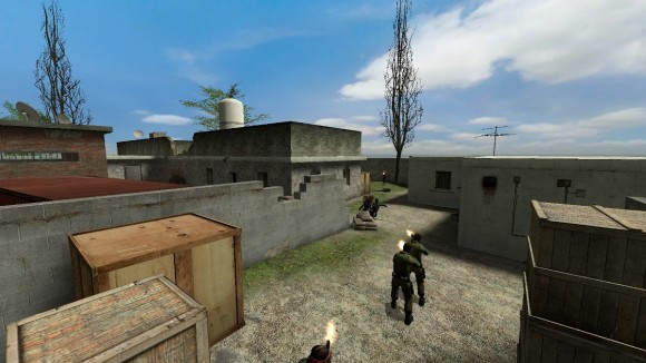 Local da morte de Bin Laden vira cenário do game Counter Strike.