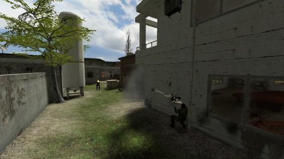 Local da morte de Bin Laden vira cenário do game Counter Strike.