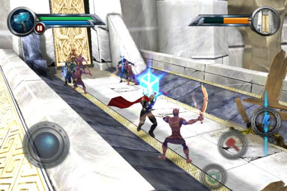 REVIEW - Thor: Son of Asgard para iPhone e iPod Touch. Vale a pena? (com vídeo)