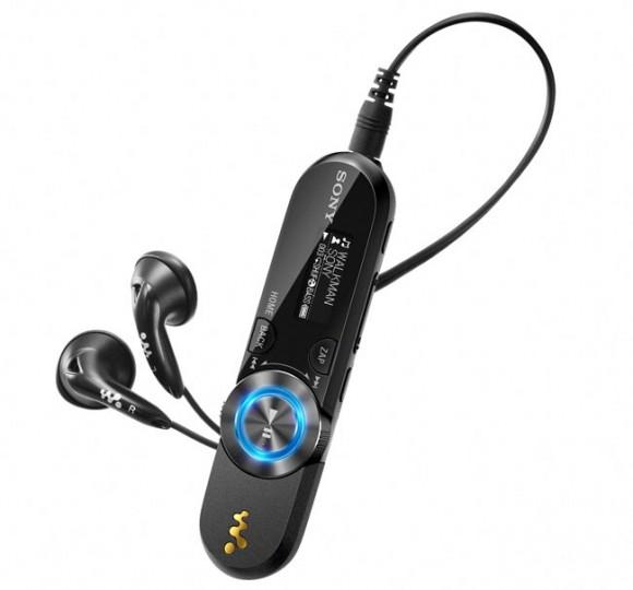 Show de cores com os novos MP3 Players Sony Walkman!