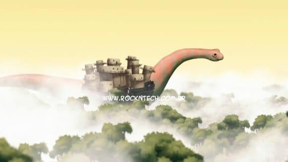 VIDEOFUN - Batalha de Dinossauros.