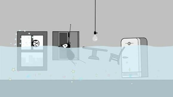"""VIDEOFUN - Curta de animação """"Quimby the Mouse""""."""