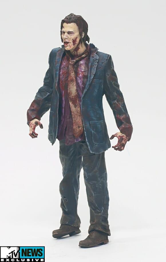 McFarlane libera imagens dos action figures The Walking Dead baseados na série de TV.