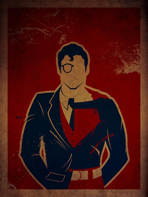 O alter ego dos Super-Heróis.