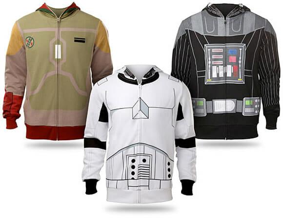 Star Wars Costume Hoodies - O lado negro do seu guarda-roupas.