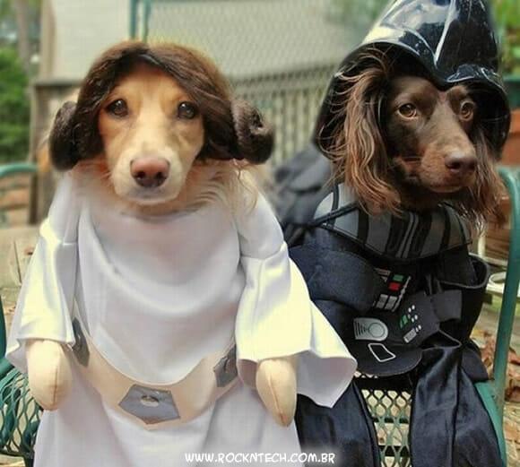 FOTOFUN - Os melhores cosplays de Star Wars.