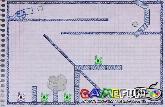GAMEFUN - Paper Cannon 2