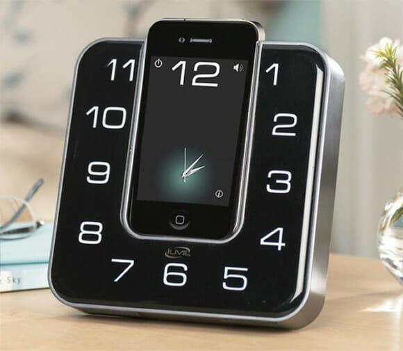 iLive - A melhor Doca Relógio que seu iPhone poderia ter!
