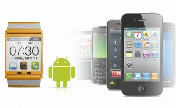 i'mWatch - Um relógio de pulso que roda Android.