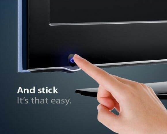 Acabe com as luzes de aparelhos eletrônicos durante a noite com adesivos LightDims!