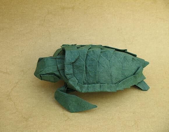 o origami mais dificil do mundo
