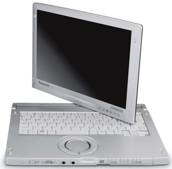 Panasonic Toughbook C1 - Um laptop e tablet (2 em 1) robusto com hardware atraente.
