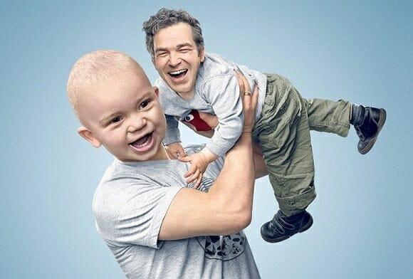 Pais + Bebês + Photoshop = Imagens curiosas porém bizarras!