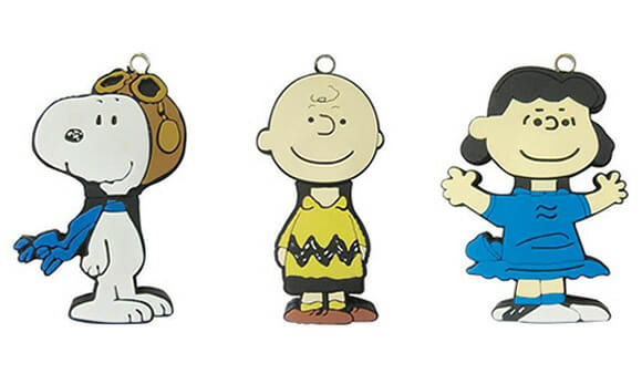Pen drives do Charlie Brown, Snoopy e Lucy!