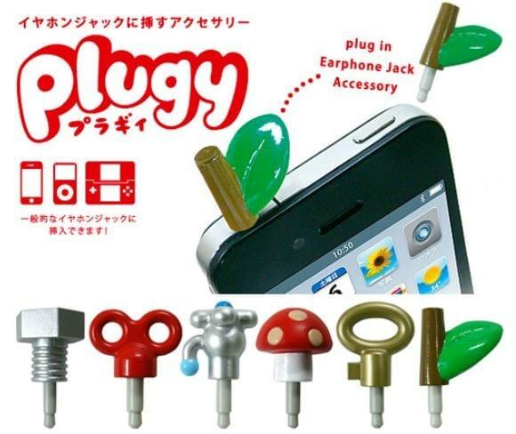 Plugys - Plugue em seu iPhone ou iPod para deixá-lo mais divertido!