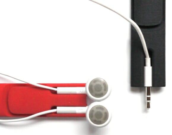 Chega de enrolação! Guarde seus fones de ouvido em um CableGuy!