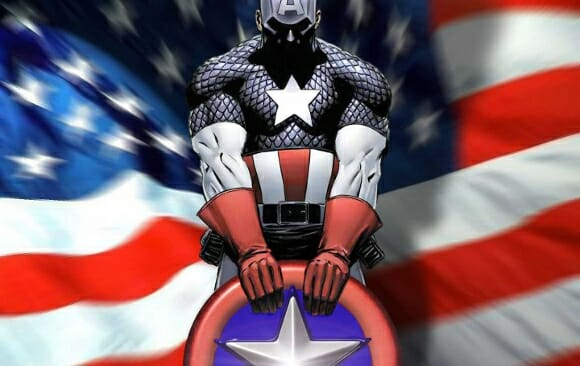 REVIEW ? Captain America ? Sentinel of Liberty para iOS e Android.