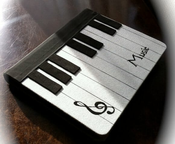 Inspirations - Uma capa criativa para iPad 2.