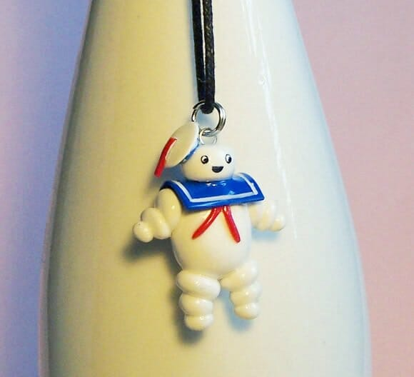 Moda geek: Colar do Homem de Marshmallow Stay Puft!