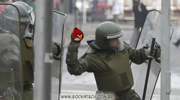 FOTOFUN - Angry Birds.
