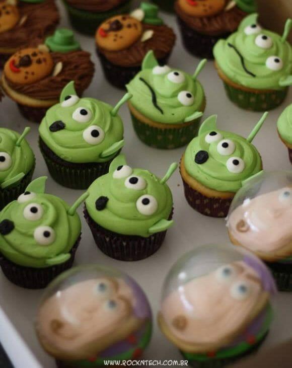 FOTOFUN - Cupcakes Toy Story
