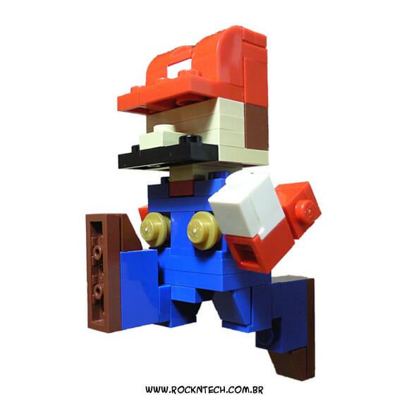 FOTOFUN - LEGO Super Mario.