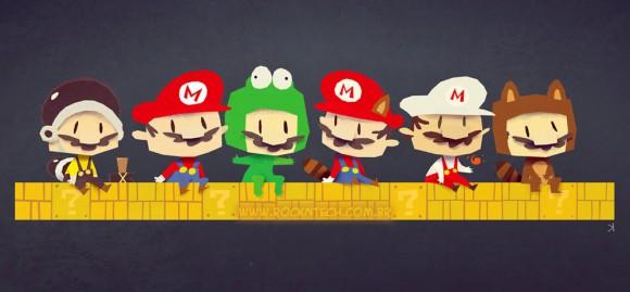 FOTOFUN - Mario Suits.
