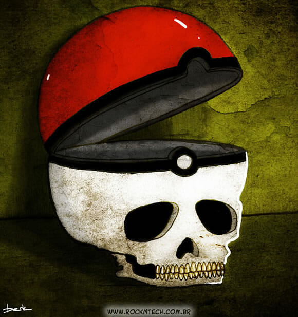 FOTOFUN - Skullball.