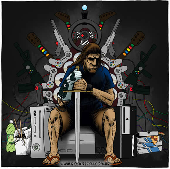 FOTOFUN - Throne Of Games.