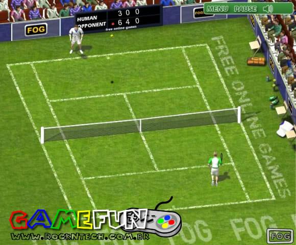 GAMEFUN - FOG Tennis Cup.