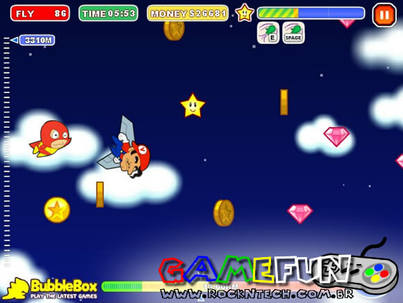 GAMEFUN - Mr Vario