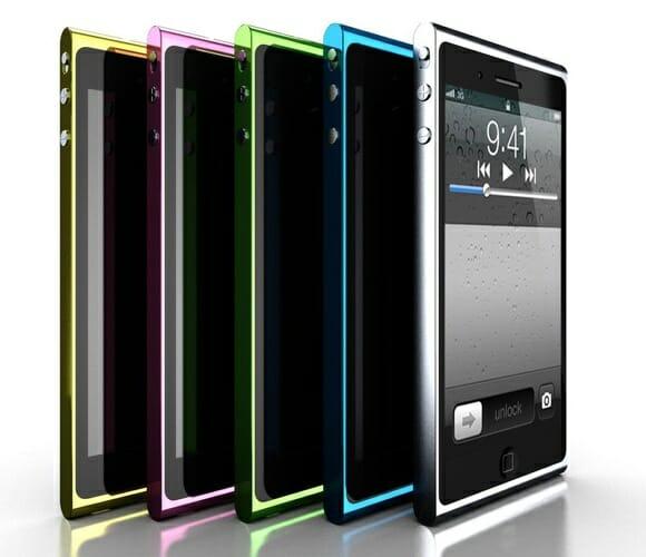 Sim, mais um iPhone 5 conceito. Mas este talvez seja um dos melhores!