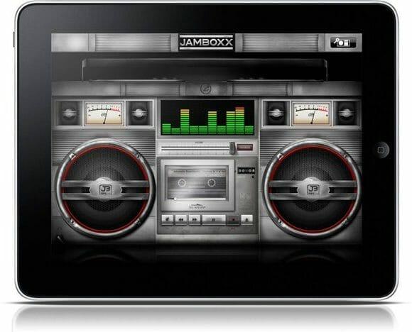 Transforme seu iPad em um aparelho de som retrô com o Jamboxx!