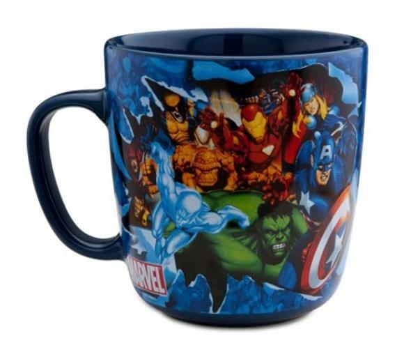 Caneca Marvel Universe para marvelmaníacos