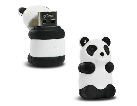 Mais um pen drive de Urso Panda para nossa coleção!