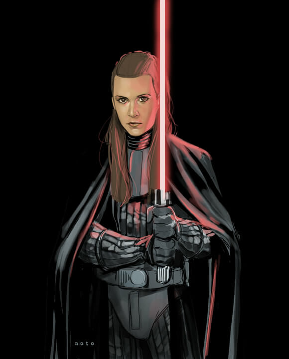 Princesa Leia Vader