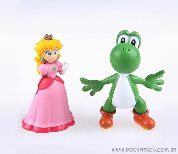 Resultado da Promoção Mini Figures Super Mario - Parte 3.