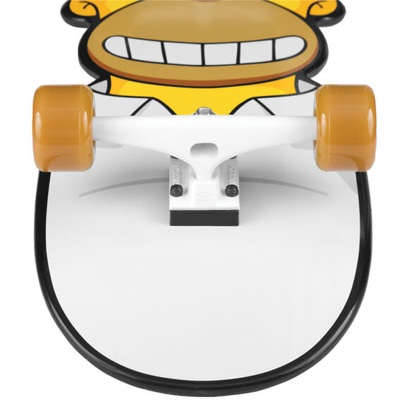 Skate do Homer Simpson é rox!