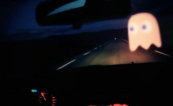 VIDEOFUN - Pac-Man na estrada!