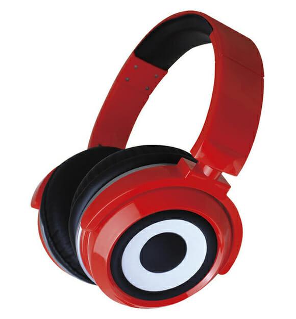 Indeciso? Compre um Headphone que também é um Speaker!