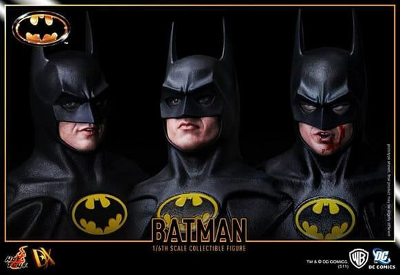 Os fantásticos action figures de Batman e Joker da Hot Toys!