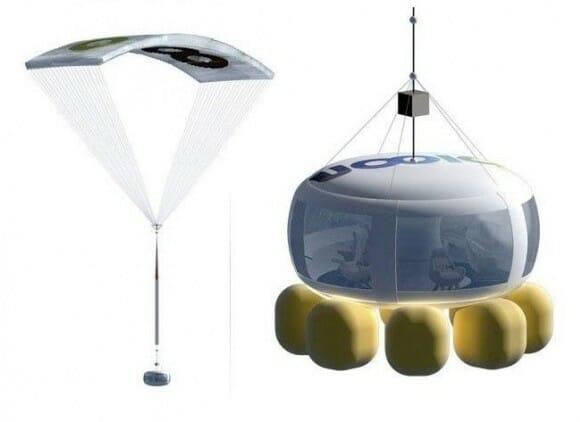 Todos à bordo! Em breve poderemos viajar a alturas espaciais dentro de um balão!