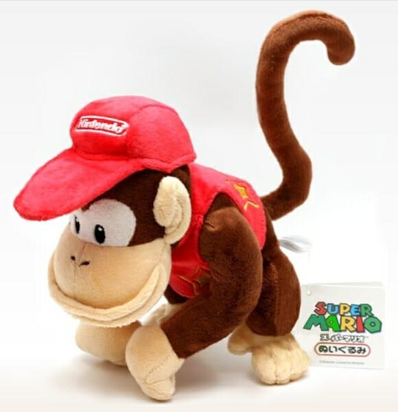 Macacos me mordam! Diddy Kong de Pelúcia por R$ 39,90 por tempo limitado. #EUQUERO!