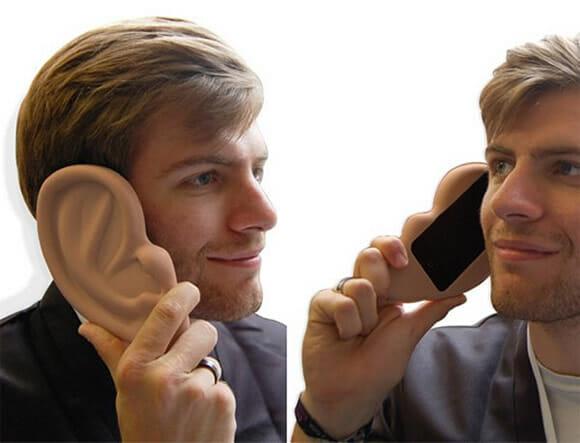 Ear Case - Atenda seu smatphone e fique orelhudo!
