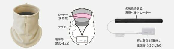 Sofre com o frio? Troque seu cachecol por um aquecedor eletrônico para pescoços!