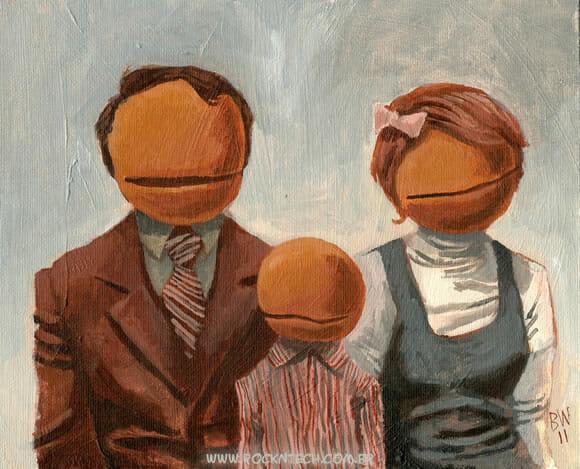 FOTOFUN - Pac-Fam: A família Pac-Man!