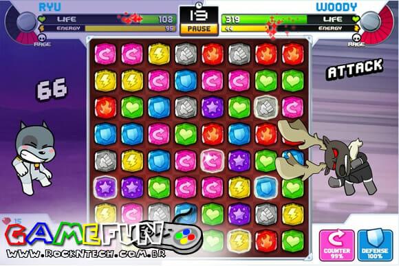 GAMEFUN - BioGems